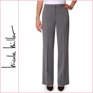 Nicole Miller Essential Easy Care Perfect Fit Pant